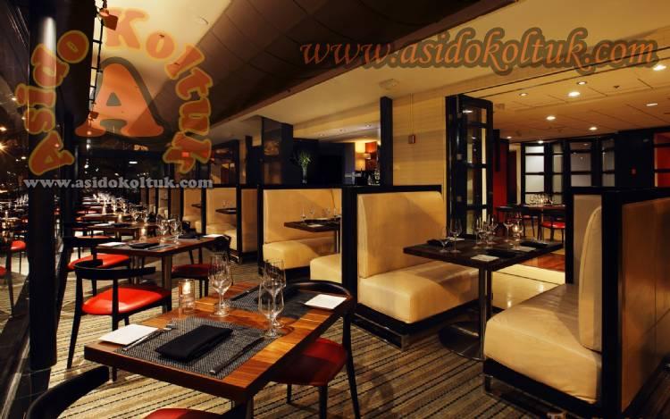 Lüx Restoran Otel Kafe Sedir Koltuklar