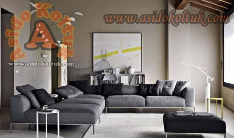 Relax Modern Köşe Koltuk Takımı Yeni Tasarım Köşe Takımı