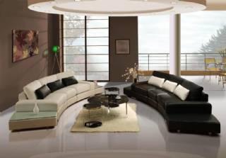 Oval Özel Üretim Koltuk Takımları Salon Tasarımı