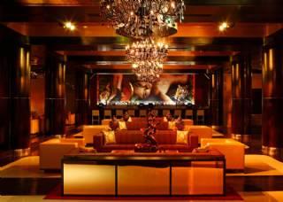Özel Lobi Koltukları Otel Cafe Koltuk Takımları