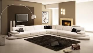 Salon Dekor Köşe Koltuk Takımı Yeni Tasarım Modeller