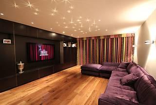 Tv Odası Uzun Kanepeli Köşe Takımı
