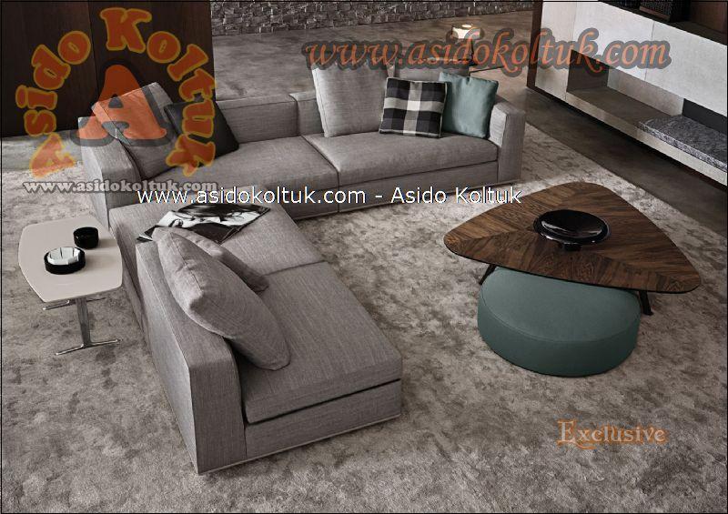 Modern Köşe koltuk takımı özel tasarım ve üretim